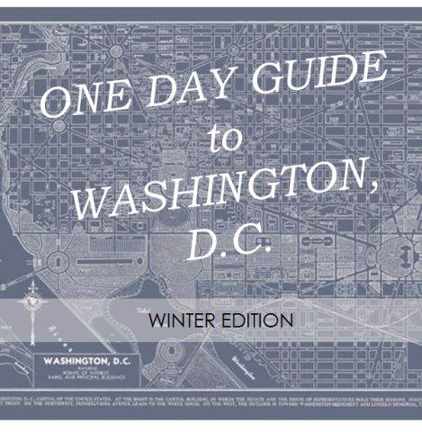 one day guide to washington